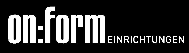 on:form Einrichtungen